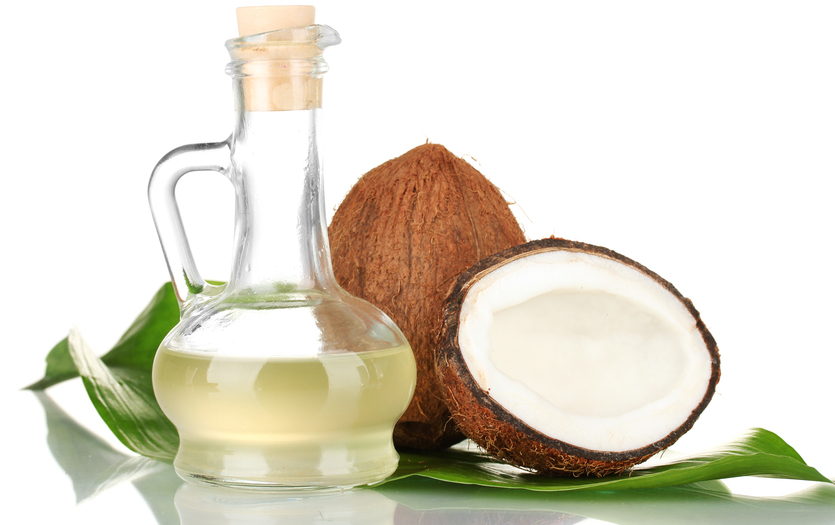 Coconut oil benefits