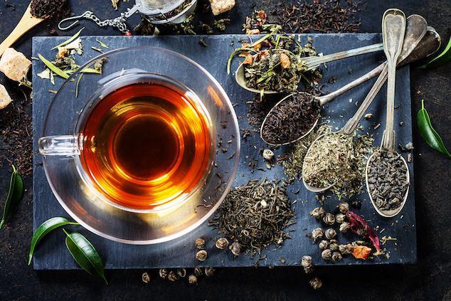 Surprising Health Benefits of Tea